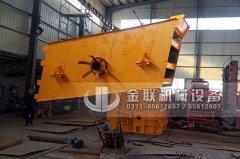 大型石料生产线设备发往重庆