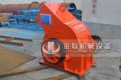 中型锤式破碎机发往内蒙古乌海洗煤厂