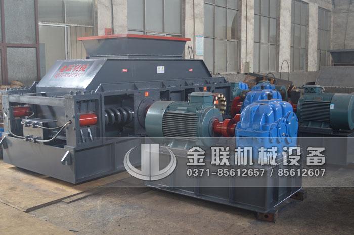 2PG1510型液压对辊破碎机发货