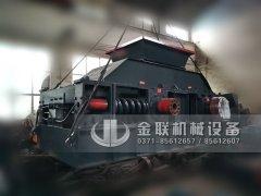 2PG1200x800液压对辊破碎制砂机发货图片