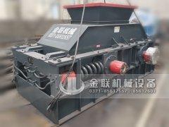 1200x800大型直连式对辊制砂机发货图片