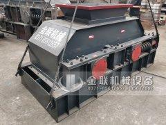 1000x700液压直联对辊制砂机发货图片